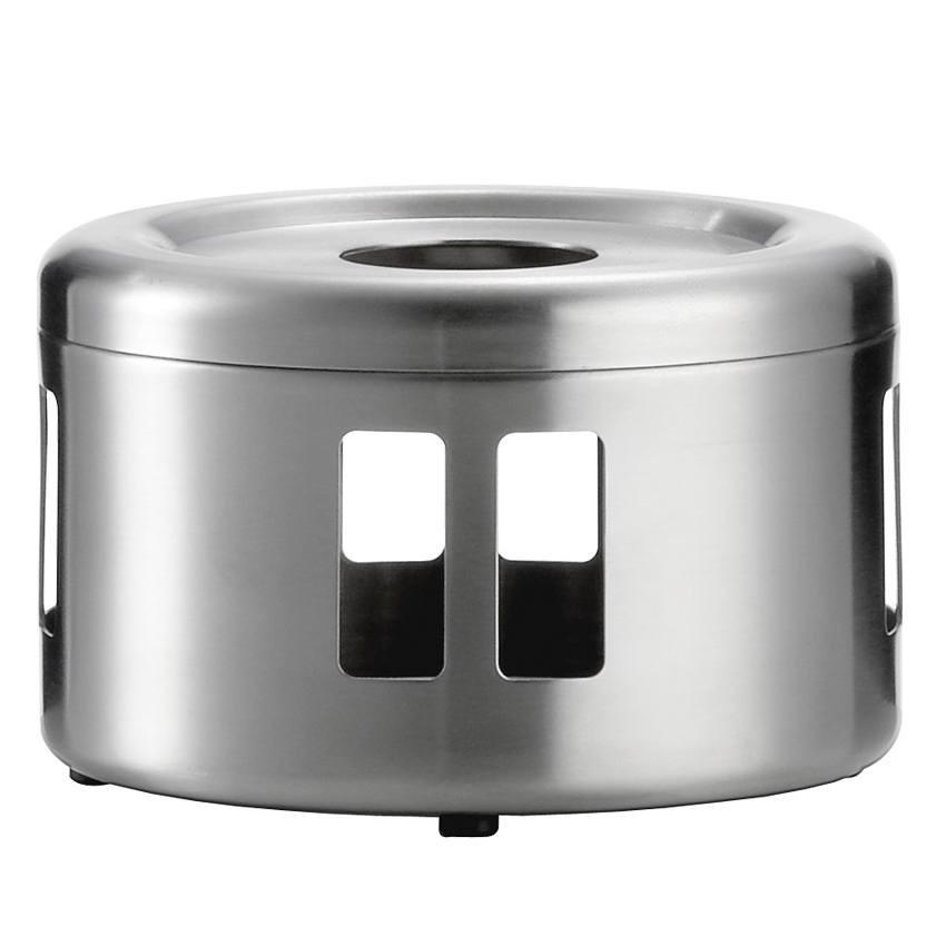 Ohřívač konvice Jena 'Gourmet I'. Kovový pr. 10 cm