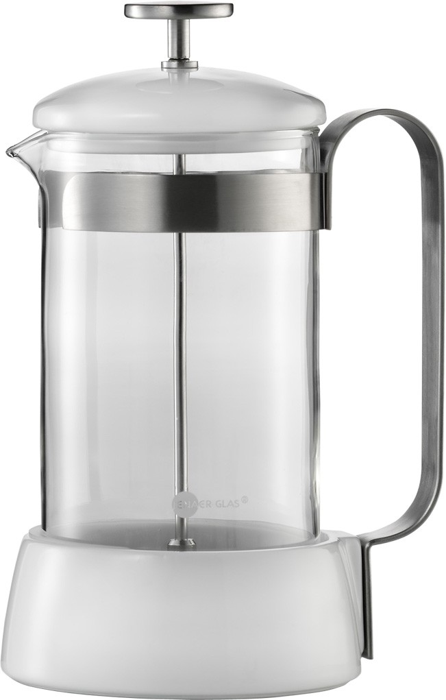 Jenaer Glas. Kávovar-frenchpress 1,0l. Concept Coffee