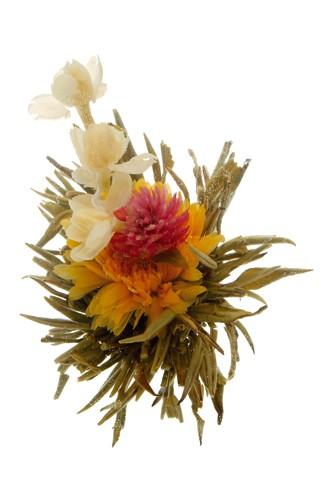 Tea Art - Kvetoucí čínský čaj - 'Posvátné květy'