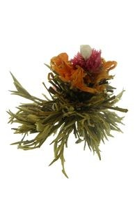 Tea Art - Kvetoucí čínský čaj - 'Láskyplné srdce'