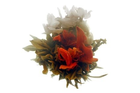 Tea Art - Kvetoucí čínský čaj - 'Rodinné štěstí'