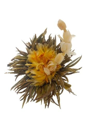 Tea Art - Kvetoucí čínský čaj - 'Měsíček s jasmínem'
