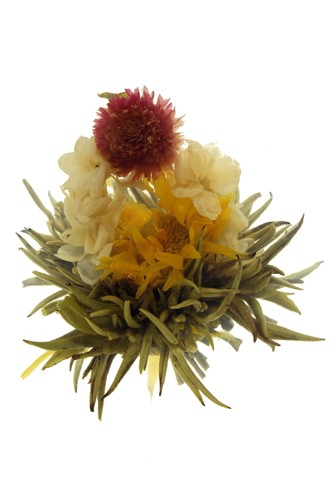Tea Art - Kvetoucí čínský čaj - 'Draci s perlou'
