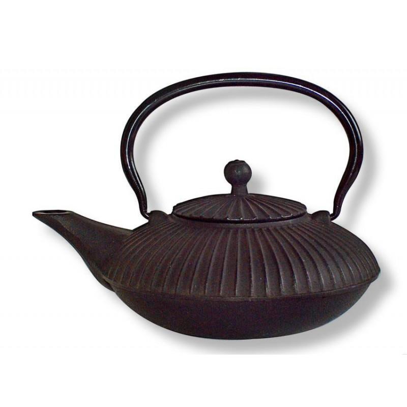 Litinová konvice 0,75l - 'Fangshan' - černá