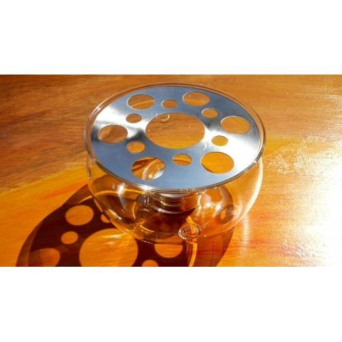 Ohřívač konvice, skleněný pr. 13cm