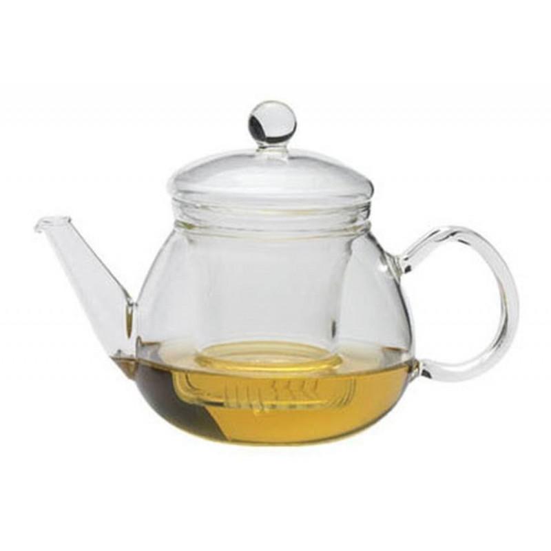 Skleněná konvička Trendglas 'Pretty Tea I'